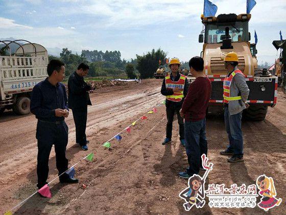 景东县开展重点在建项目安全专项检查