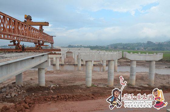 景东县全力以赴抓好综合交通重点项目建设
